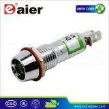 8mm 24 Volt LED Indicator Pilot Lamp, LED Lamp (XD22-8)