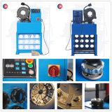 Do '' controle de Digitas de friso da máquina da mangueira hidráulica da potência Finn P32 2