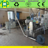 Pellicola di polietilene di plastica residua che ricicla l'appalottolatore della pellicola del LDPE dell'animale domestico del PVC dell'HDPE del PE della macchina