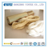 대나무 덮개를 가진 갈가리 찢긴 기억 장치 거품 베개