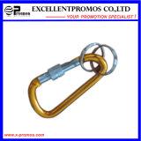 Carabiner de aluminio de alta calidad de la llave (EP-M4123107)