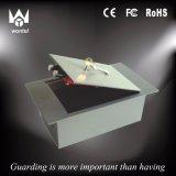 Cabina segura modificada para requisitos particulares vendedora caliente del depósito seguro del rectángulo de la pared comercial