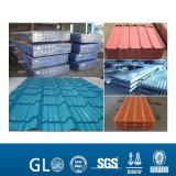 Rohstoff für gewölbtes Transport-Dach-Blatt