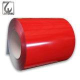 PPGI heißes eingetauchtes Farben-Beschichtung vorgestrichenes galvanisiertes Stahlring-Blatt