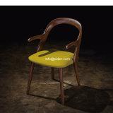 (SL-8107A) Madeira contínua moderna que janta a cadeira para a mobília do hotel do restaurante