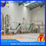 De hete Machine van het Chemisch reinigen van het Zaad van de Spaanse pepers van de Machines van de Verwerking van de Peper