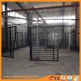 Rete fissa dell'acciaio incurvata rete fissa di alluminio ornamentale del cancello di giardino della rete fissa
