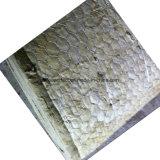 金網が付いている熱断熱毛布の岩綿ロール