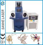 Joyería automático de soldadura láser máquina soldadora láser para Oro Plata