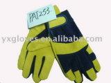Кожаный чехол из натуральной кожи Glove-Safety Glove-Split Glove-Working вещевого ящика