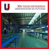 Línea de la fabricación del panel de emparedado del poliuretano