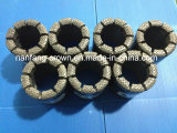 Trépans à diamants réglés de la surface Hq3
