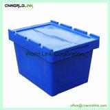Cassa di plastica solida di obbligazione di incastramento mobile per imballaggio
