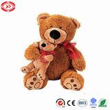 견면 벨벳 큰 장난감 푸근한 포옹 사랑스러운 아기에 의하여 채워지는 테디