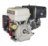 엔진 Gasoline Petrol Engine 9.6kw 13HP Silent Portable Engine는 Time Strong Power Generator Parts Zh390를 길 달린다