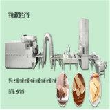 Chaîne de production à haute production de biscuit de disque de machine de nourriture de Saiheng