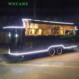 中国の工場からのステンレス鋼のアイスクリームのカート
