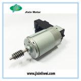 Motore elettrico utilizzando nel regolatore della finestra dell'interruttore dell'automobile