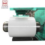 Suprimento da fábrica de aço galvanizado Color-Coated mais barato na bobina/folha PPGI