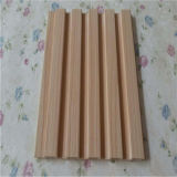 Matériaux composés en plastique en bois de Builing de décoration de panneau de panneau de Grande Muraille
