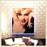 Hot Sale matériau PVC tuiles mur 3D pour la Décoration de Mur 3D