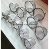 Setaccio del tè della maglia del filtro dal setaccio/teiera delle foglie di tè del cestino della maglia del metallo/acciaio inossidabile