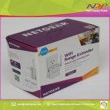 Caja de embalaje personalizado de mecanizado de paquete de plegado de impresión