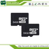 Cartão livre do SD da memória de Sampl micro com logotipo de Customzied