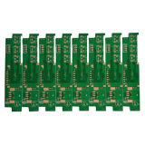 Impresión doble de la tarjeta de circuitos de Npth de Zapon