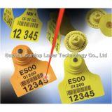 Système de gravure laser à haute sécurité en fibre optique / Système de marquage laser à fibre optique CE