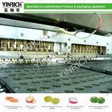 La sucrerie de prix usine usine la ligne déposante de bonbon dur complet à générateur de sucrerie avec du ce ISO9001 (GD450)