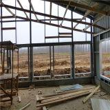 Estrutura de aço pré-fabricada durável Casa de produção de aves de capoeira