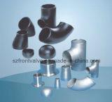 Butt-Weld管付属品カーボン鋼鉄、ステンレス鋼、合金鋼鉄