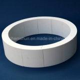 Fornitori di ceramica delle mattonelle del tubo dell'allumina industriale