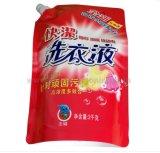 Kundenspezifischer Fastfood- Tülle-Beutel für Reinigung-Flüssigkeit (200g)
