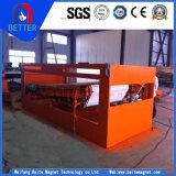 Séparateur magnétique sec/permanent de haute performance pour traiter le minerai de technicien/minerai marin de sable autre minerai de maigre