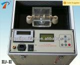 Machine de test entièrement automatique de résistance diélectrique de pétrole de transformateur de dessus