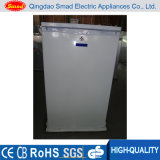 Color nero Single Door Mini Refrigerator con Lock e Key