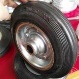 200*50 dureza elevada (>90) inquebrável roda de borracha maciça