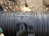 放射の熱収縮スリーブのまわりの十字のリンクされたPEのポリエチレンの覆い