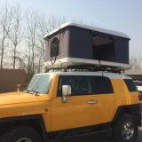 2~3 Personen 4WD weg von Shell-Dach-Oberseite-Zelt des Straßen-Fiberglas-kampierendem Dach-Spitzenzelt-4X4 hartem
