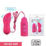 Vibrateur rotatif et vibratoire à 5 fonctions / jouet pour adultes