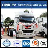 Nuevo Giga Isuzu 6W y 10W 6X4 tractor camión con 420hp, 460 CV