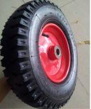 16*1,75 Polegadas roda de borracha maciça para instalacao mecanica