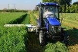 Foton Lovol 55HP Tracteur flexible et confortable avec CE et OCDE