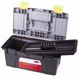 Contenitore di plastica di immagazzinamento in la cassetta portautensili per la mano della memoria