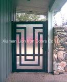 極度の品質の装飾的な錬鉄の中庭のゲート