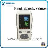 TFT LCD Bildschirmanzeige-Handimpuls-Oximeter (UNO S1) /Ce genehmigt