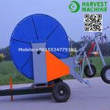 농업 이동할 수 있는 호스 권선 관개 시설 또는 큰 끝 전자총 관개 시설
