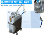 Lumsail Nd YAG Laser-Tätowierung-Abbau-Maschine